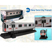 Daron*s MTA New York City Die Cast Subway Car Model