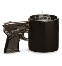 Big Mouth Toys Gun Mug