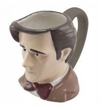 Doctor Who: The Eleventh Doctor Ceramic 3D Mug
