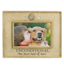 *Unconditional (The Best Kind Of Love)* 4* x 6* Photo Frame