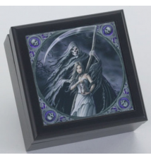 Ann Stokes Summon the Reaper Trinket Box