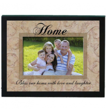 *Home* Box Picture Frame