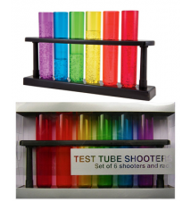 Acetate Test Tube Shooters
