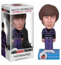 Big Bang Theory Howard Wacky Wobbler Bobble Head by Funko
