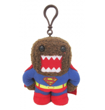 Domo Superman Plush Clip