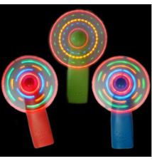 32 Pattern Mini LED Flashing Fan
