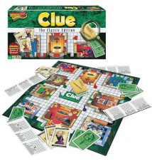 Clue Board Game - Classic Edition