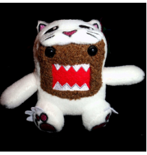 Domo Cat Plush Toy - 6*