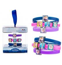 Disney Frozen Interchangeable Charm Bracelets Gift Box Set - Small Bra