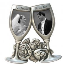 Champagne Glasses Frame By Malden