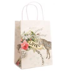 *Love Zebra* Gift Bag