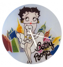 Betty Boop *Glamour Betty* Wall Clock