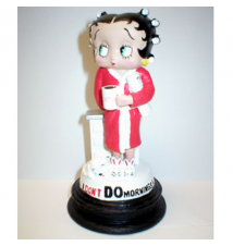 Betty Boop *I Don*t Do Mornings* Figurine