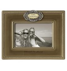 Girlfriends Ceramic Picture Frame