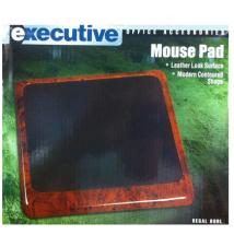 Executive Mouse Pad - Regal Burl