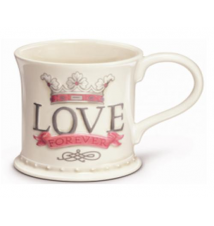 *Love* Ceramic Coffee Mug