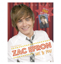 Book- Zac Efron: Me & You from High School Musical