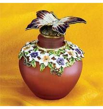 Butterfly Perfume Bottle #96