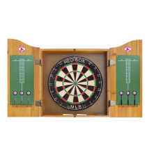 Boston Red Sox Dart Cabinet