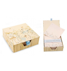 Butterflies Boxed Designer Desk Notes