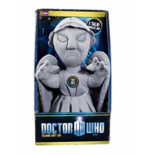 Doctor Who Weeping Angel 9* Talking Plush