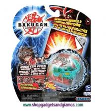 Bakugan Booster Pack - Ventus Green Gorem