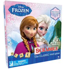 Disney*s Frozen Scrabble Game