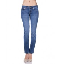 Bri Straight Leg Fit Jean, Dark Wash