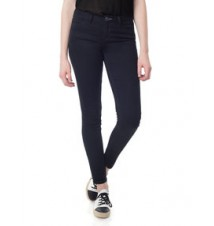 Stevie Super Skinny Jean, Black Wash