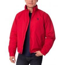 Golf Jacket with Hidden Hood