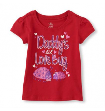 Daddy's Lil Lady Graphic Tee Children's Place