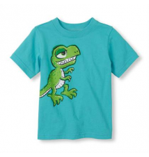 dino graphic tee Children's Place