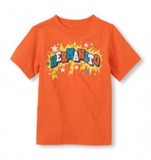 Spanish little brother graphic tee Children's Place