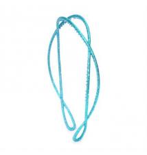 Glittery Twist Skinny Headband Claires