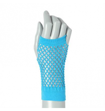 Flash Fishnet Gloves Claires