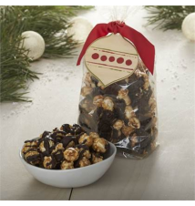 Dark Chocolate Toffee Corn with Salt Crate and Barrel