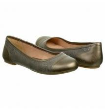 B.O.C. Women's Binta Pewter Metallic Famous Footwear
