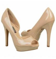 XOXO Women's BOWIE Nude Famous Footwear
