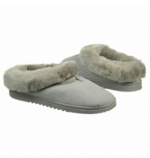 Dearfoams Women's Micro Clog Turtledove Famous Footwear