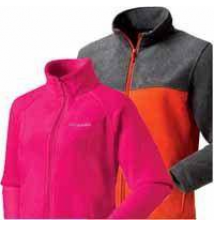 Columbia Women's Benton Springs or Men's Steens Mountain Full-Zip Dick's Sporting Goods