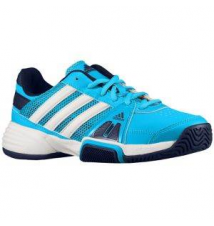 adidas Adipower Barricade Team 3 - Boys' Grade School Footaction