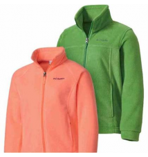 Columbia Boys' Steens Mountain or Girls' Benton Springs Fleece Dick's Sporting Goods