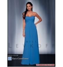 Bill_Levkoff_Bridesmaid_Dresses - Style 537