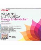 GNC Energy Formula WOMEN'S ULT..