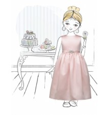 Dessy_Flower_Girl_Dresses - Style FL4001