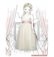 Dessy_Flower_Girl_Dresses - Style FL4002