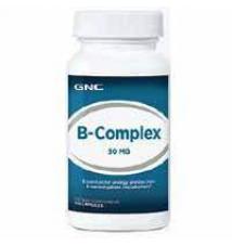 GNC Energy Formula B-Complex 50 MG GNC
