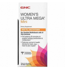 GNC Energy Formula WOMEN'S ULTRA MEGA® Energy & Metabolism Multivitamin GNC