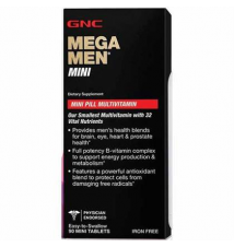 GNC Energy Formula MEGA MEN Energy & Metabolism GNC