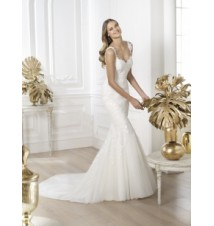 Pronovias_Wedding_Dresses - Style Land